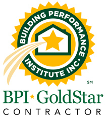 RetroFit Insulation is a Building Performance Institute, Inc., Certified Professional (BPI)