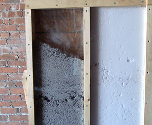 Home insulation ri insulation contractor best price blown for Rockwool insulation vs fiberglass